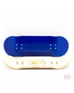 Blat do fingerboarda - niebieski