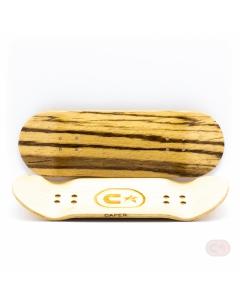 Blat fornirowany drewnem zebrano